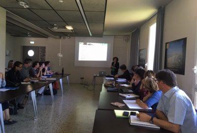 reunion de reseau local d'inclusion numérique Adour cote Basque