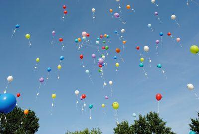 balloons sur Pixabay