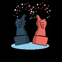 collaborer-pouces